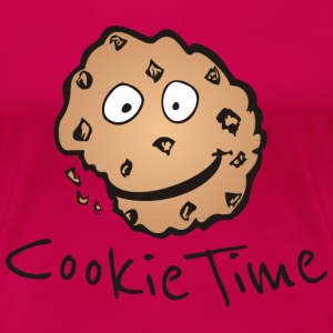 Cookie Time - Frauen Premium T-Shirt
