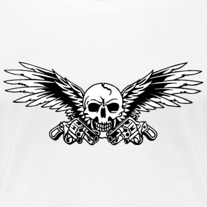 Guns - Frauen Premium T-Shirt