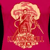 Design ~ Hail To The Kim, Baby! Women's Tee