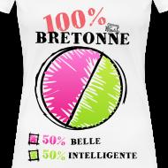 Motif ~ t-shirt 100 pour cent breton