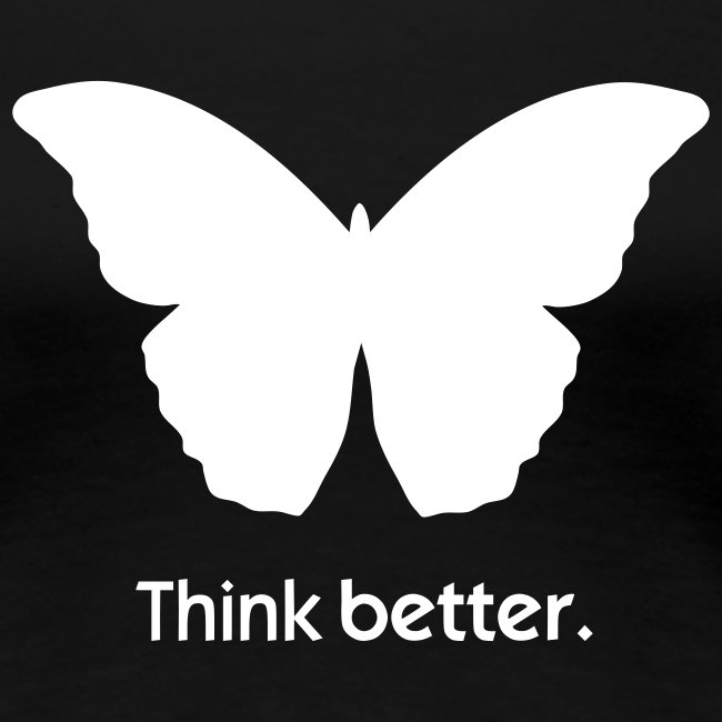 MorphOS Think Better, weiss