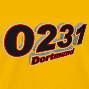 0231 Dortmund - Men's Premium T-Shirt
