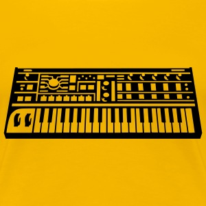 Synthesizer T-Shirts - Frauen Premium T-Shirt