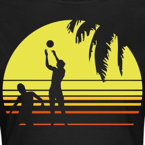 BEACH VOLLEY PALME T-Shirts - Women's T-Shirt