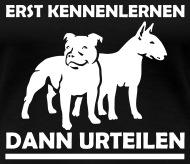 Aufkleber erst kennenlernen dann urteilen staffordshire terrier [PUNIQRANDLINE-(au-dating-names.txt) 56