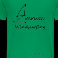 Motiv ~ Amrum Windsurfing (Beidseitig)