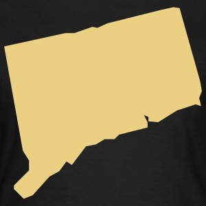 connecticut usa T-shirts - T-shirt Femme