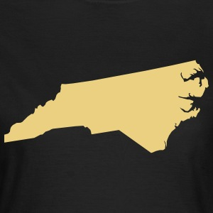 north carolina usa T-shirts - T-shirt dam