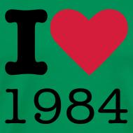 Ontwerp ~ I Love 1984