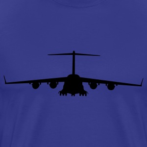 airplane T-shirts - Mannen Premium T-shirt