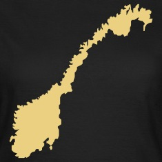 norway map T-Shirts
