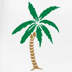 Palm Tree - Summer T-shirts - Premium-T-shirt dam