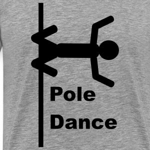 Pole Dance T-Shirts - Men's Premium T-Shirt