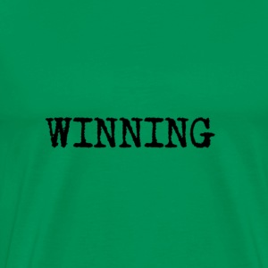 WINNING (men) - Men's Premium T-Shirt