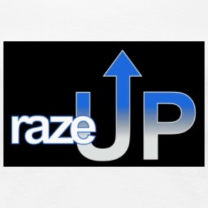 RAZE UP LADIES - Women's Premium T-Shirt