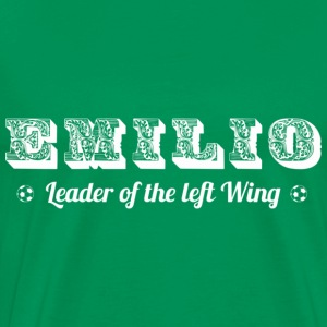 Emilio Leader of the Left Wing