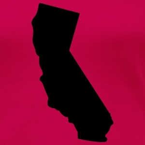 State of California T-Shirts - Women's Premium T-Shirt