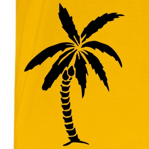 Palm Tree - Summer T-skjorter - Premium T-skjorte for menn
