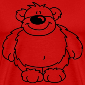 Sweet fat bears T-Shirts - Men's Premium T-Shirt