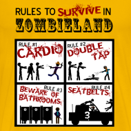 Diseño ~ Zombieland - rules to survive