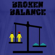 Diseño ~ Breaking Bad - broken balance
