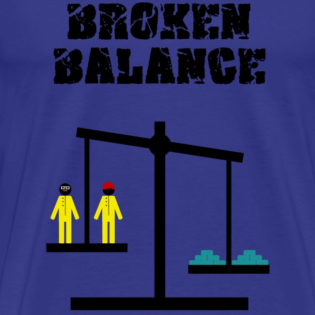 Breaking Bad - broken balance
