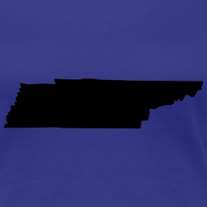 State of Tennessee T-Shirts - Women's Premium T-Shirt