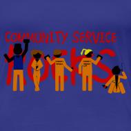 Diseño ~ Misfits - community service rocks