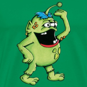 Monster T-shirts - Premium-T-shirt herr