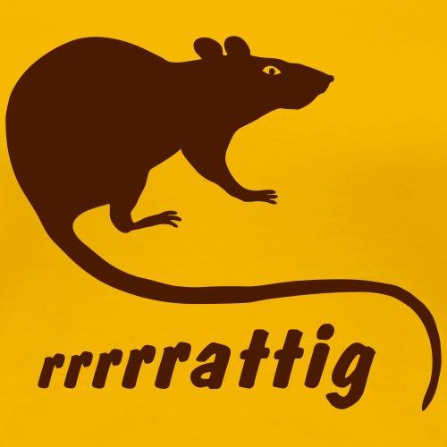 Ratte Maus Nager Nagetier rattig tier wild