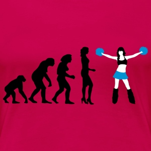 evolution_cheerleader_032011_a_3c Camisetas - Camiseta premium mujer