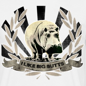 I LIKE BIG BUTTS T-Shirts - Männer T-Shirt