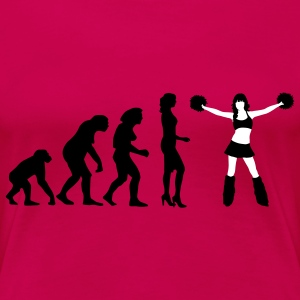 evolution_cheerleader_032011_a_2c T-shirts - Premium-T-shirt dam