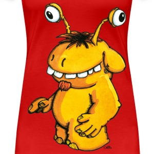 Monster T-shirts - Vrouwen Premium T-shirt
