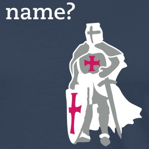 templar knight by Patjila T-Shirts - Men's Premium T-Shirt
