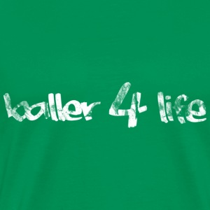 Basketball 4 Life (used look) - Männer Premium T-Shirt