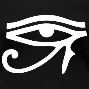 Egyptian Eye T-Shirts - Women's Premium T-Shirt