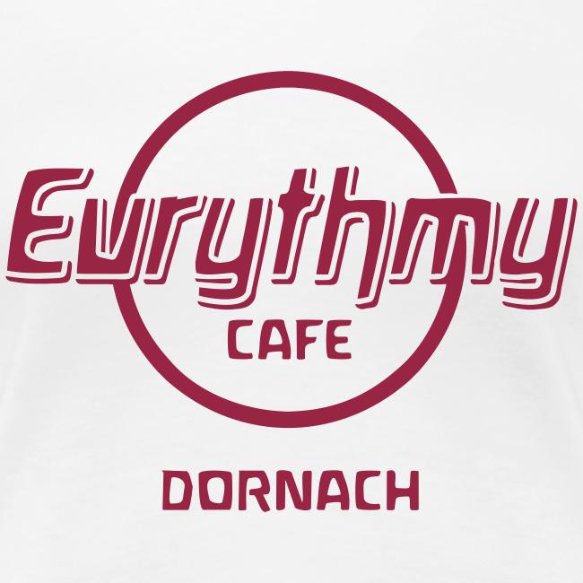 Eurythmy Cafe Dornach Girlie-Shirt