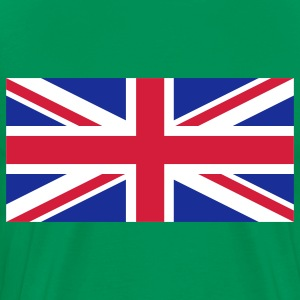 united kingdom flag T-shirts - T-shirt Premium Homme