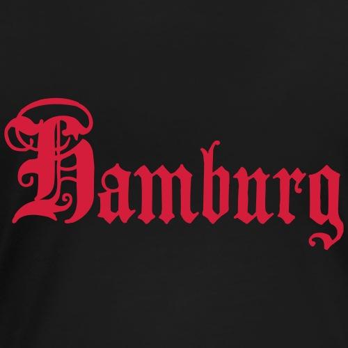 Hamburg schöner Schriftzug 1c