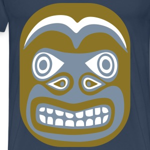 Native American Totem 2 T-Shirts - Men's Premium T-Shirt