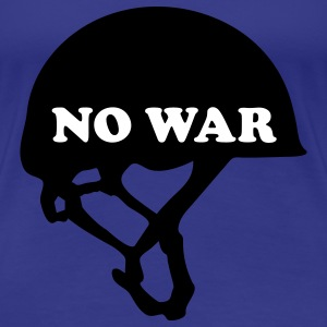 No War T-Shirts - Frauen Premium T-Shirt