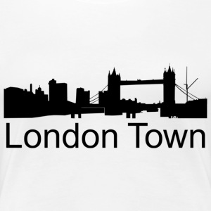 London Town T-Shirts - Frauen Premium T-Shirt
