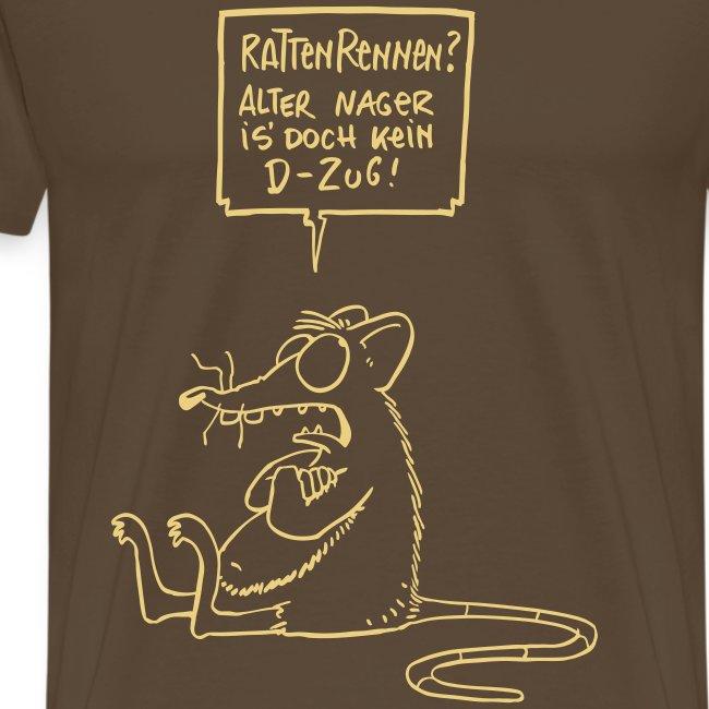 Rattenrennen hell