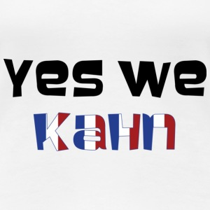 Yes we Kahn T-shirts - T-shirt Premium Femme
