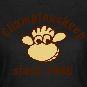 Championsheep used look T-shirts - Vrouwen T-shirt