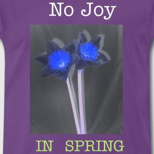 THE SPRINGTIME BLUES - Men's Premium T-Shirt