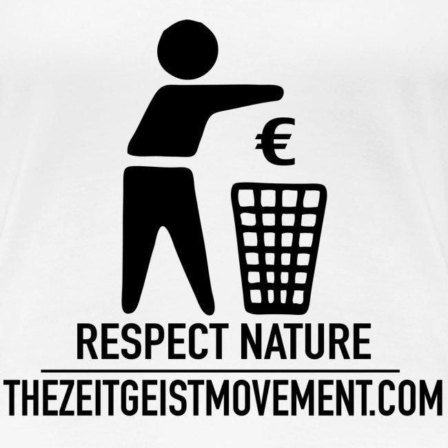 Respect nature for Z-girls