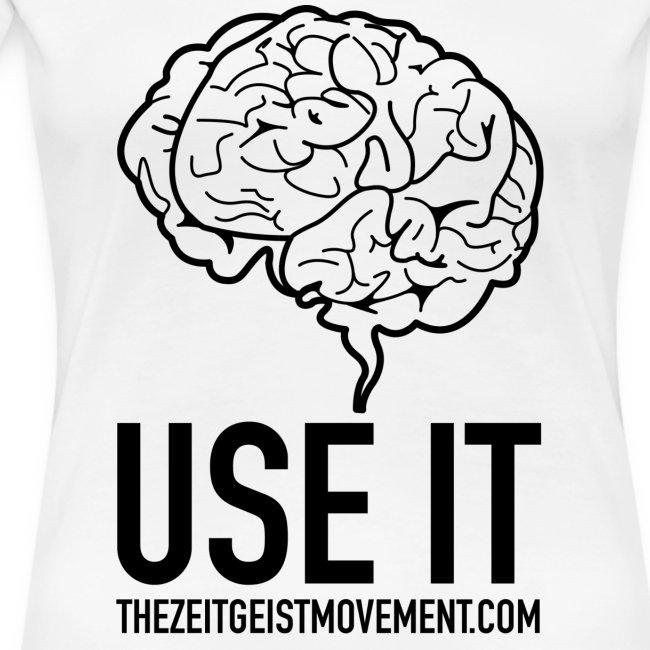 Brain - use it for Z-girls