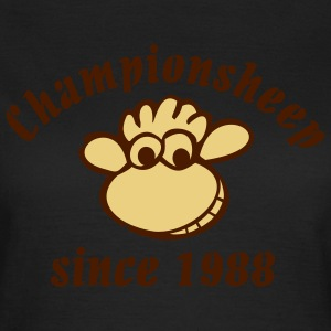Championsheep used look T-shirts - T-shirt dam